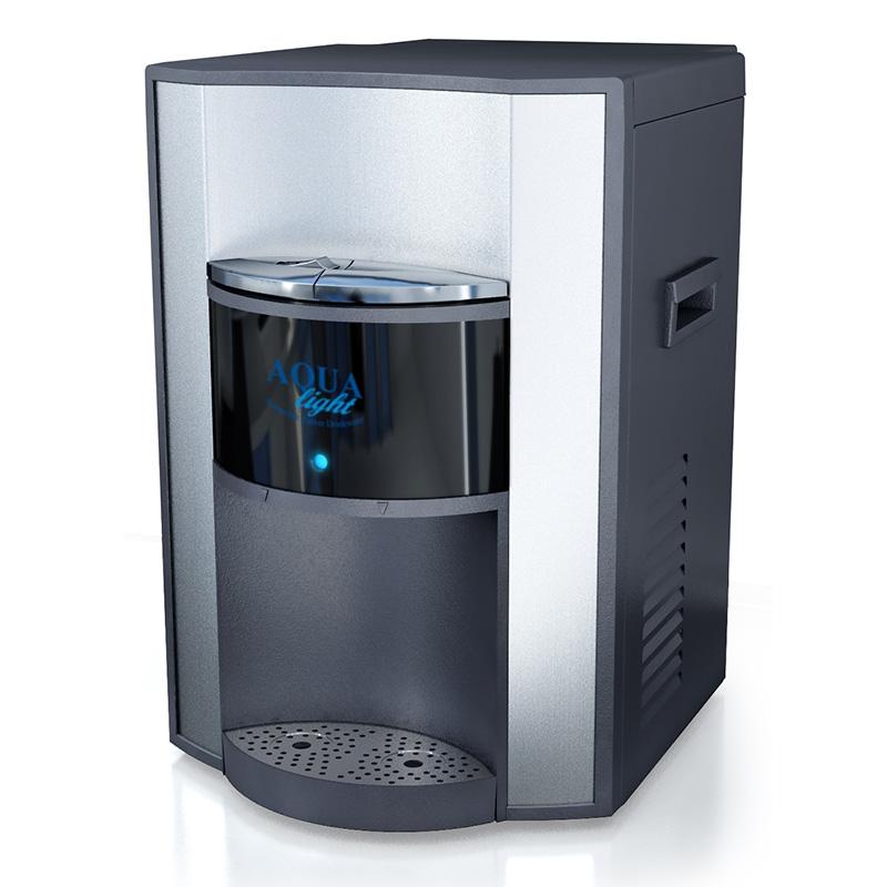 Waterkoeler tafelmodel de compacte waterkoeler - Water kamer model ...