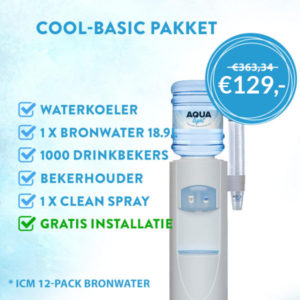 waterkoeler cool basic