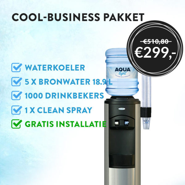 waterkoeler cool business