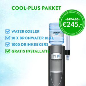waterkoeler cool plus