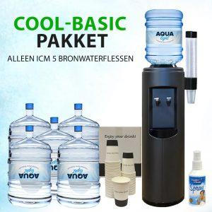 cool basis waterkoeler pakket